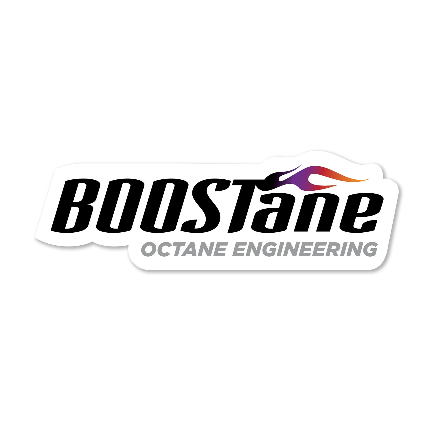 BOOSTane Decal Large