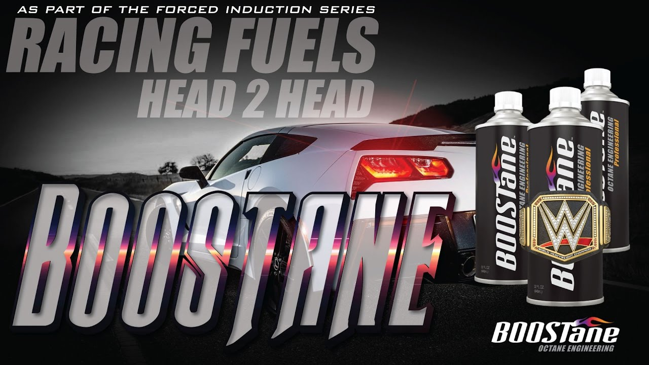 Racing Fuels: Octane Booster Makes Big HP Gains on Load bearing Dyno